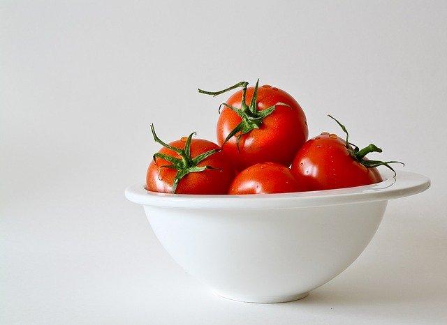 Tomat Termasuk Sayuran Berserat Tinggi