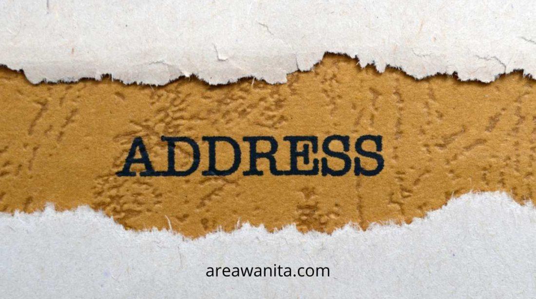 Menanyakan alamat dalam bahasa Inggris
